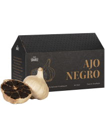 "Ajo Negro ""Black Allium JR"" 2 cabezas"