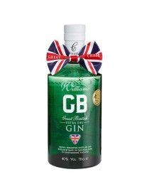"Extra Dry Gin ""Williams GB"" 70cl"