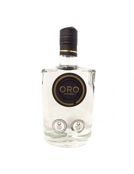 "Dry Gin ""Oro"" 70cl"