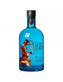 "Dry Gin ""The King Of Soho"" 70cl"