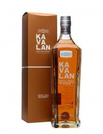"Single Malt Whisky ""Kavalan"" Taiwán 70cl"