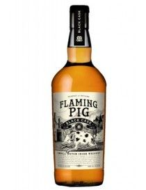 "Small Batch Whisky ""Flaming Pig"" Irlandés 70cl"